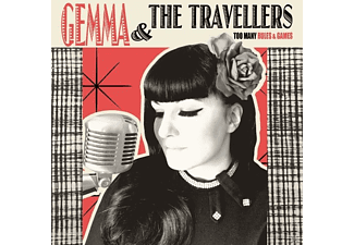 Gemma & The Travellers - Too Many Rules & Games - (Vinyl)