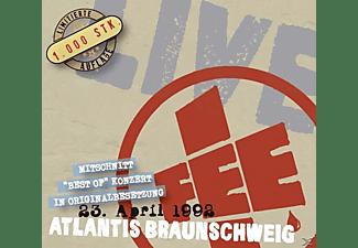 Fee - Live Im Atlantis Braunschweig  - (CD)