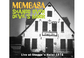 Mombasa - Shango Over Devil's Moor-Live At Stagge's Hotel  - (CD)