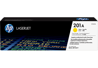 HP Toner Cartridge LaserJet Col M252 Yellow A - (CF402A)