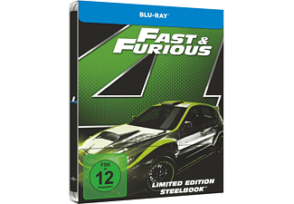 Fast & Furious - Neues Modell. Originalteile. (Exklusives Steelbook) [Blu-ray]