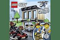 VARIOUS - LEGO City 18: Polizei  - (CD)