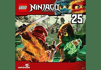 VARIOUS - LEGO Ninjago (CD 25)  - (CD)