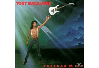 Tony Macalpine - Freedom To Fly  - (CD)