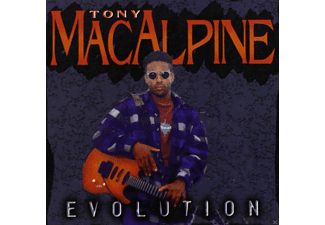 Tony Macalpine - Evolution  - (CD)
