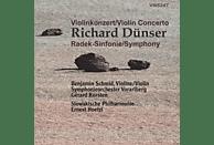 Schmid,B./Symphonieorchester Voralrberg/Korsten,G. - Radek Sinfonie [CD]