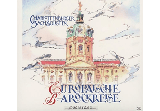 Charlottenburger Bachsolisten - Europäische Barockreise  - (CD)