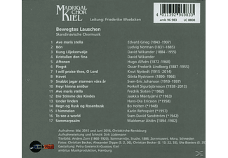 Friederike/madrigalchor Kiel Woebcken - Bewegtes Lauschen  - (CD)