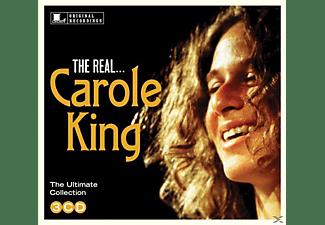 Carole King - The Real...Carole King  - (CD)