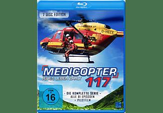 Medicopter 117 - Jedes Leben zählt - Gesamtedition (7 Disc Set) Blu-ray