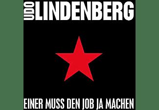 Udo Lindenberg - Einer muss den Job ja machen  - (Maxi Single CD)