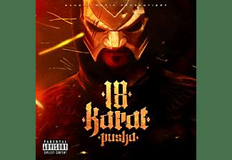 18 Karat - Pusha  - (CD)