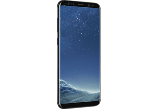"Móvil - Samsung Galaxy S8, Negro, 64 GB, 4 GB RAM, 5.8"", Exynos 8895, 3000 mAh, Android"
