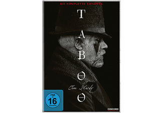 TABOO - Die komplette 1. Staffel DVD