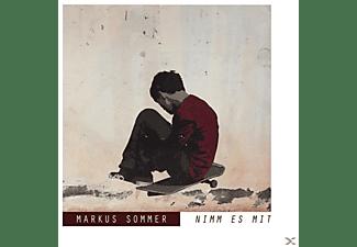Markus Sommer - Nimm es mit  - (CD)