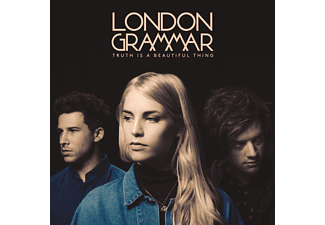 London Grammar - Truth is a Beautiful Thing  - (CD)