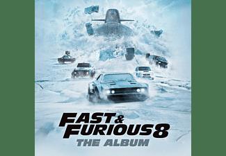 VARIOUS - Fast & Furious 8:The Album  - (CD)