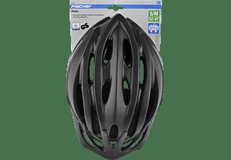 FISCHER 86162 Shadow (Fahrradhelm, 54 - 59 cm, Schwarz)