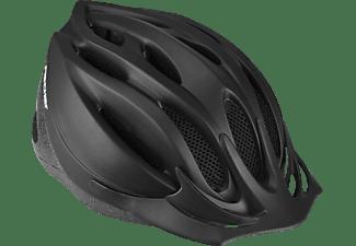 FISCHER 86163 Shadow (Fahrradhelm, 58 - 61 cm, Schwarz)
