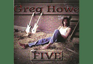 Greg Howe - Five  - (CD)