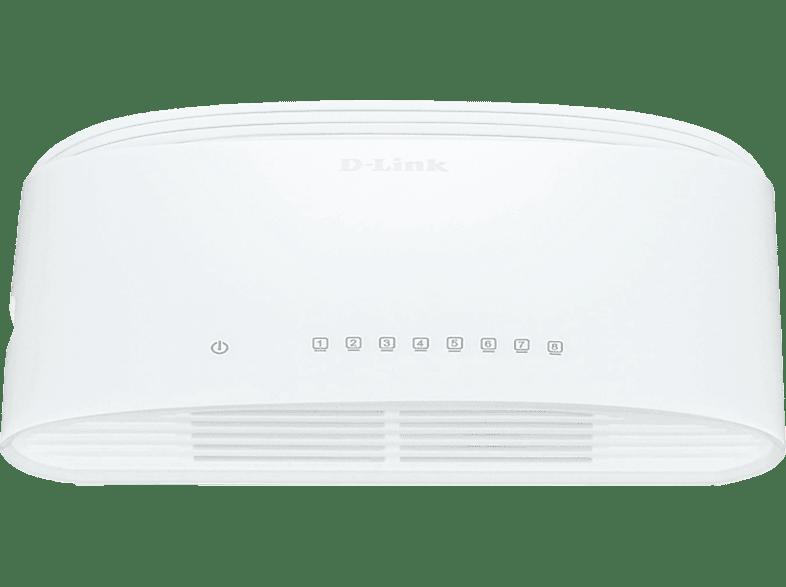 Switch D-LINK DGS-1008D 8