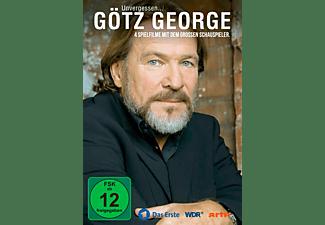 Götz George: Unvergessen… 4 Spielfilme mit dem grossen Schauspieler DVD