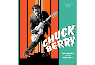 Chuck Berry - The Complete 1955-1961 Chess Singles  - (CD)