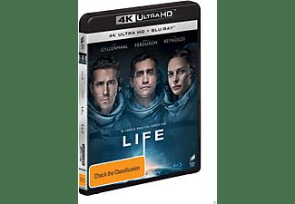 LIFE 4K Ultra HD Blu-ray + Blu-ray