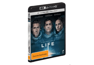 LIFE - (4K Ultra HD Blu-ray + Blu-ray)