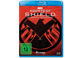 Marvel´s Agents Of S.H.I.E.L.D. - Staffel 2 - (Blu-ray)