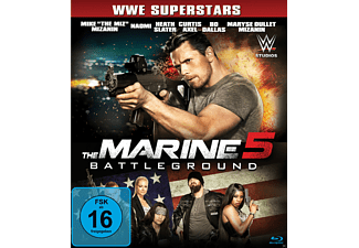 The Marine 5: Battleground Blu-ray