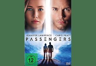 Passengers DVD