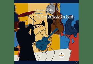 Charlie Watts - Charlie Watts Meets The Danish Radio Big Band  - (CD)