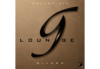 VARIOUS - G Lounge Milano Vol.14 - (CD)