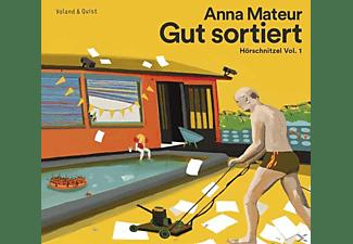 Annamateur - Gut Sortiert (Hörschnitzel Vol.1)  - (CD)