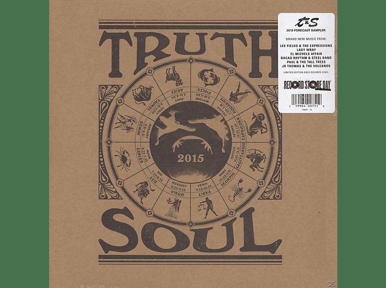 VARIOUS - Truth & Soul 2015 Forecast [Vinyl]