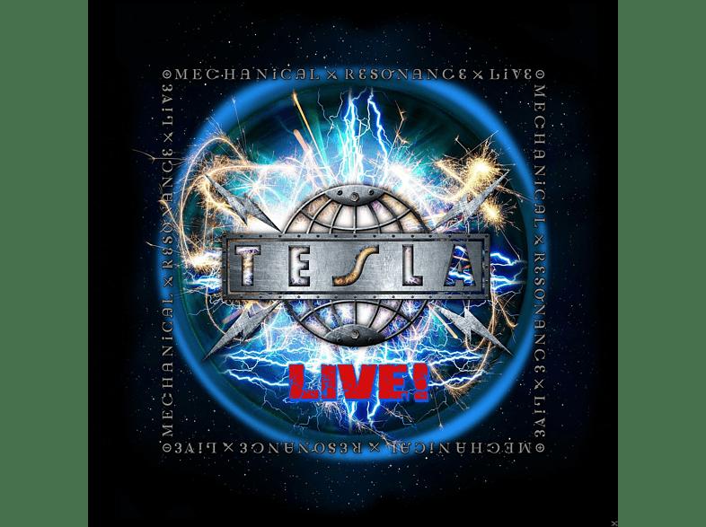 Tesla - Live [CD]