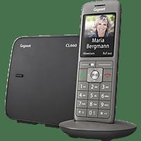 GIGASET Gigaset CL660 Schnurloses Telefon