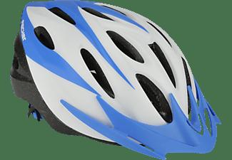 FISCHER 86715 Sportiv (Fahrradhelm, 54-59 cm, Weiß)