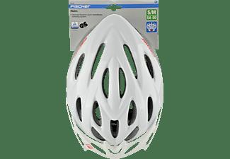 FISCHER 86726 Aruna (Fahrradhelm, 54-59 cm, Weiß)