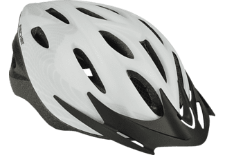 FISCHER 86728 White Vision (Fahrradhelm, 58-61 cm, Weiß)
