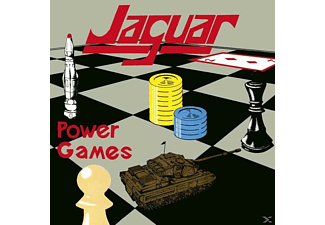 Jaguar - Power Games (Digipak)  - (CD)