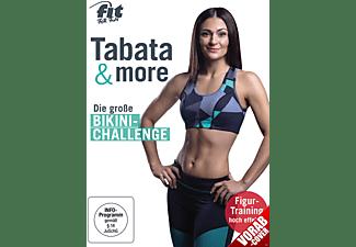 Fit For Fun - Tabata & more - Die große Bikini-Challenge DVD