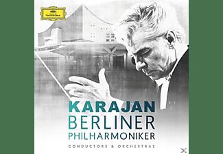 VARIOUS, Berliner Philharmoniker - Karajan & Die Berliner Philharmoniker  - (CD)
