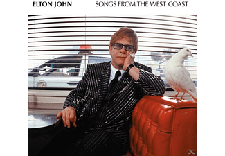 Elton John - Songs From The West Coast (Ltd.Edt.)  - (Vinyl)