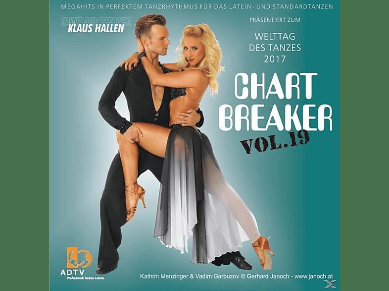 Klaus Hallen - Chartbreaker For Dancing Vol.19 [CD]