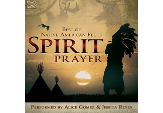 Alice & Jessita Reyes Gomez - Spirit Prayer-Best Of Native American Flute - (CD)