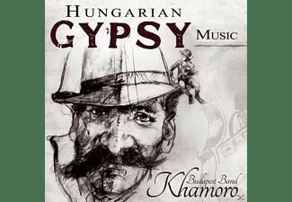 Khamoro Budapest Band - Hungarian Gypsy Music  - (CD)