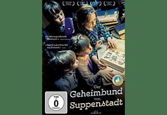 Der Geheimbund von Suppenstadt DVD