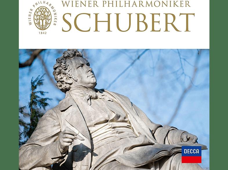Wiener Philharmoniker, VARIOUS - Schubert [CD]